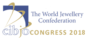CIBJO Congress 2018 Logo