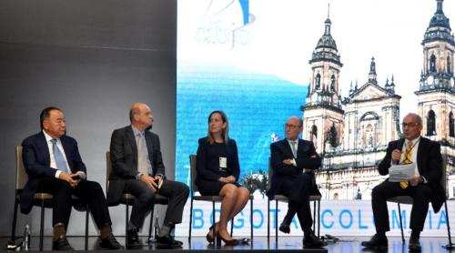 Colombian Industry Session 8