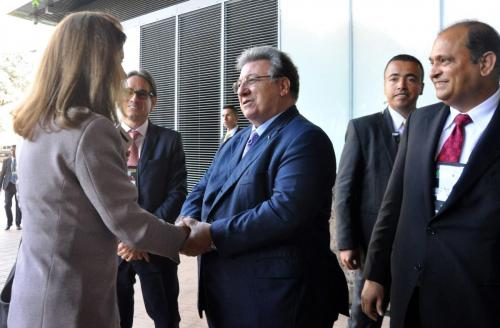 Visit of Colombian Vice President 3