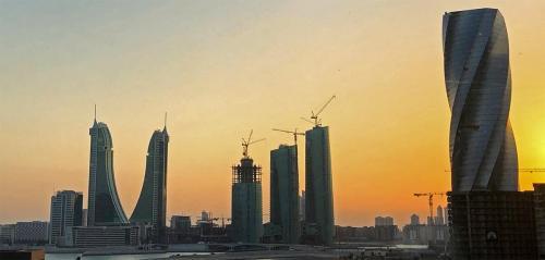 Manama skyline 1