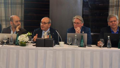 CIBJO Congress 2019 (Steering committee meetings day1) photo 19