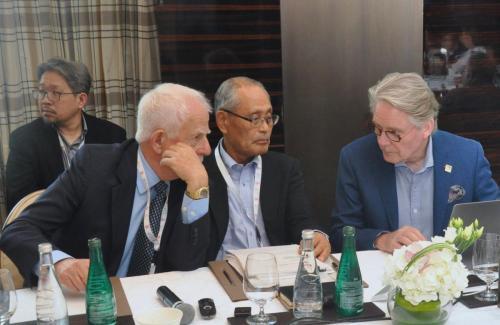 CIBJO Congress 2019 (Steering committee meetings day1) photo 2
