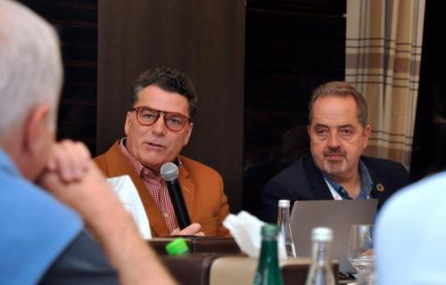 CIBJO Congress 2019 (Steering comittee meetings day1) photo 26 (1)