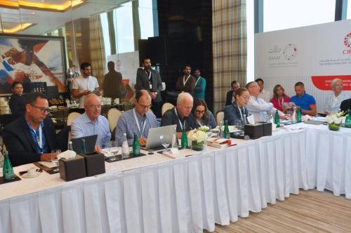 CIBJO Congress 2019 (Steering committee meetings day1) photo 3