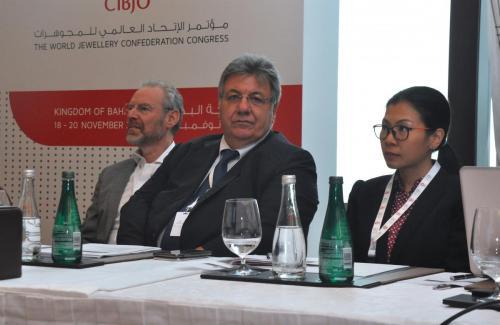 CIBJO Congress 2019 (Steering committee meetings day1) photo 9