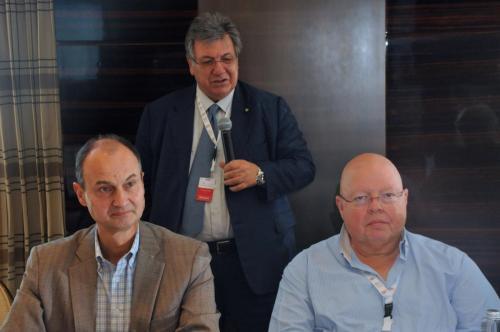 CIBJO Congress 2019 (Steering comittee meetings day2) photo 11